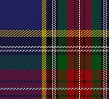 00294 MacBeth Tartan Fabric Print Iphone Case by Detnecs2013