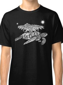 World Turtle Classic T-Shirt