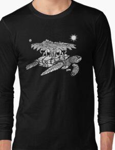 World Turtle Long Sleeve T-Shirt