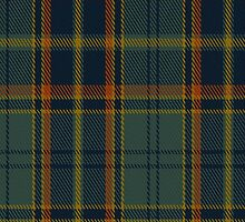 00299 Antrim County Tartan Fabric Print Iphone Case by Detnecs2013