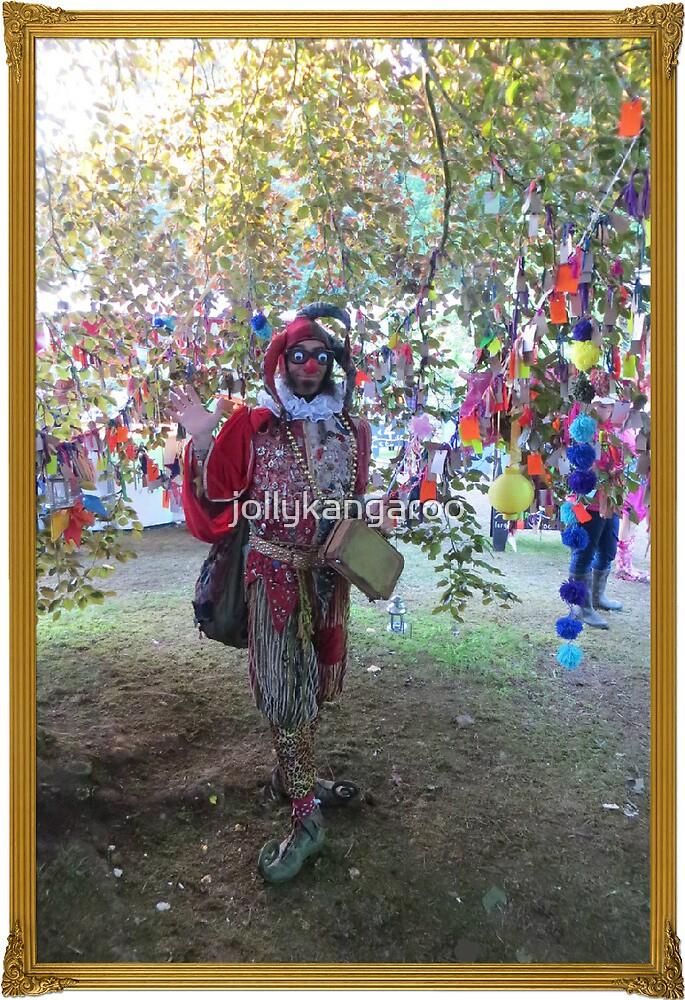 Fairy Tree by jollykangaroo