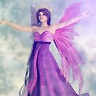 The Majestic Fairy Queen by Liam Liberty