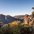 Views from Mt William - Grampians National Park by Ron Finkel