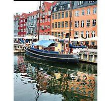 Nyhavn, Copenhagen Photographic Print