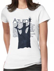 Azura - DAEDRIC PRINCE Womens Fitted T-Shirt
