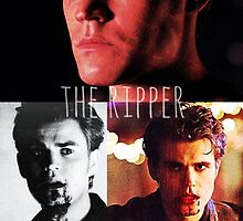 The Ripper- Stefan Salvatore by KiddCustoms