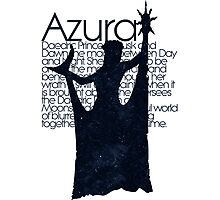 Azura - DAEDRIC PRINCE Photographic Print