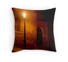 Cusco at Night Throw Pillow