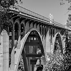 The Arroyo Seco Bridge. by philw
