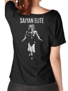 Saiyan Elite Women's Relaxed Fit T-Shirt