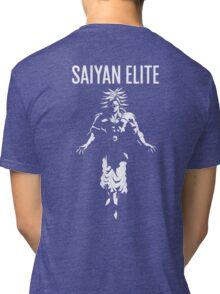 Saiyan Elite Tri-blend T-Shirt
