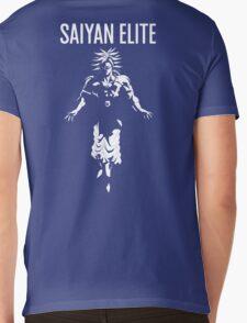Saiyan Elite Mens V-Neck T-Shirt