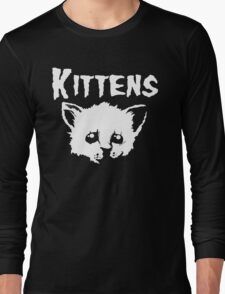 Goth Kittens Long Sleeve T-Shirt