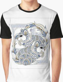 Cute squirrel Graphic T-Shirt