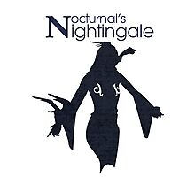 Nocturnal's Nightingale Photographic Print