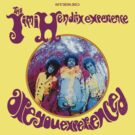 The Jimi Hendrix Experience - Are You Experienced (1967) [US Cover] by ziruc