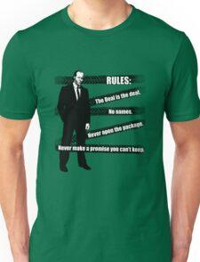 Rules of Transport Unisex T-Shirt
