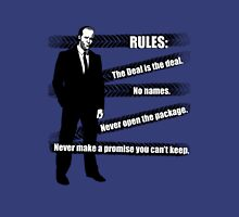 Rules of Transport Unisex T-Shirt
