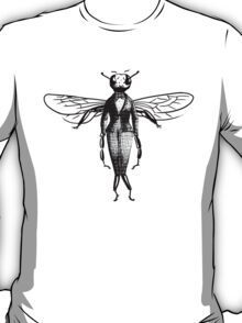 Fly Dressed in Vintage Clothing T-Shirt