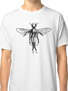 Fly Dressed in Vintage Clothing Classic T-Shirt