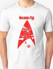 The Walking Red... Shirts (Version 2)   T-Shirt