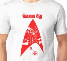 The Walking Red... Shirts (Version 2)   Unisex T-Shirt