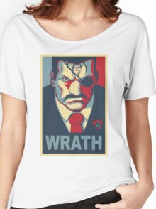 Wrath - Vote For King Bradley Women's Relaxed Fit T-Shirt