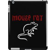 Mouse Rat  iPad Case/Skin