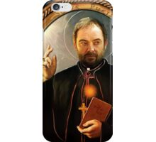 Father Crowley  iPhone Case/Skin