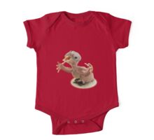 Baby bird with arms One Piece - Short Sleeve
