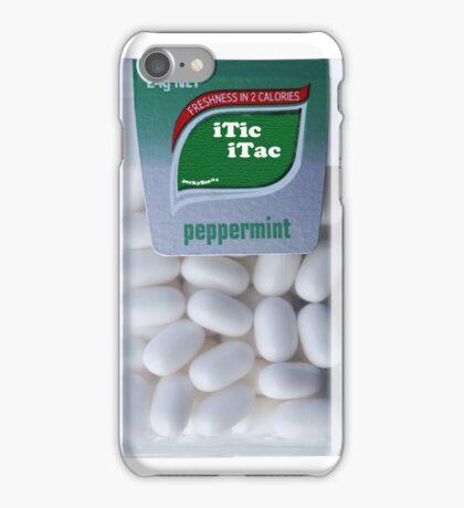 iTiciTacs Mint iPhone Case/Skin