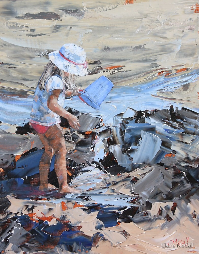 Beach Days by Claire McCall