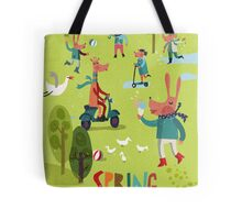 Spring time! Tote Bag
