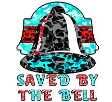 SAVED BY THE BELL Photographic Print