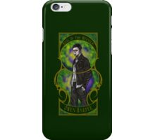 King of the weevils iPhone Case/Skin
