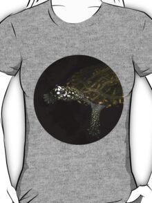 Swimming Turtle T-Shirt