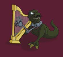 Bertrum, the Gentleman T-Rex by TheRandomFactor