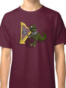 Bertrum, the Gentleman T-Rex Classic T-Shirt