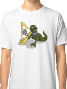 Bertrum, the Gentleman T-Rex Classic T-Shirt
