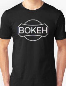 BOKEH logo Unisex T-Shirt