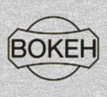 BOKEH logo dark iteration by dennis william gaylor