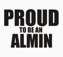 Proud to be an ALMIN Kids Clothes