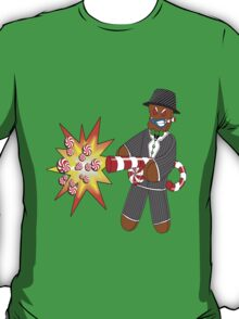 Gingerbread Gangster T-Shirt