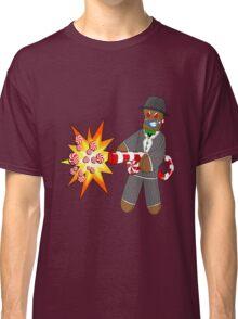 Gingerbread Gangster Classic T-Shirt