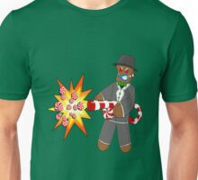 Gingerbread Gangster Unisex T-Shirt