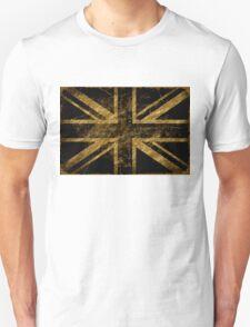 Grunge United Kingdom Flag 3 Unisex T-Shirt