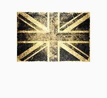 Grunge United Kingdom Flag 4 Unisex T-Shirt