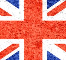 Grunge United Kingdom Flag 5 Sticker