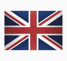United Kingdom Flag  Kids Tee