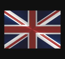 United Kingdom Flag 2 by Nhan Ngo